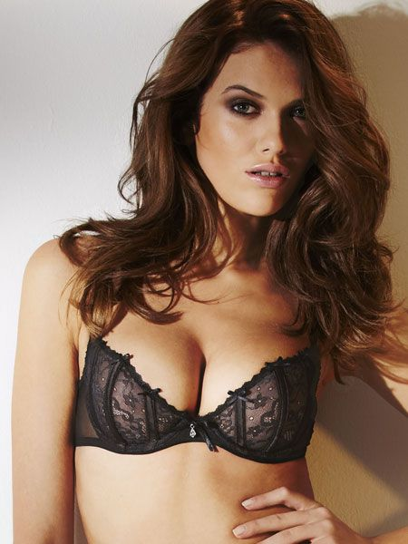 6ddb8e2d6f Ann Summers - Pure Lace Black Underwire Bra