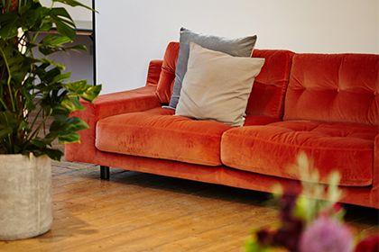 New Collaboration Habitat X Atterley Habitat Blog Brown Living Room Living Room Inspiration Front Room