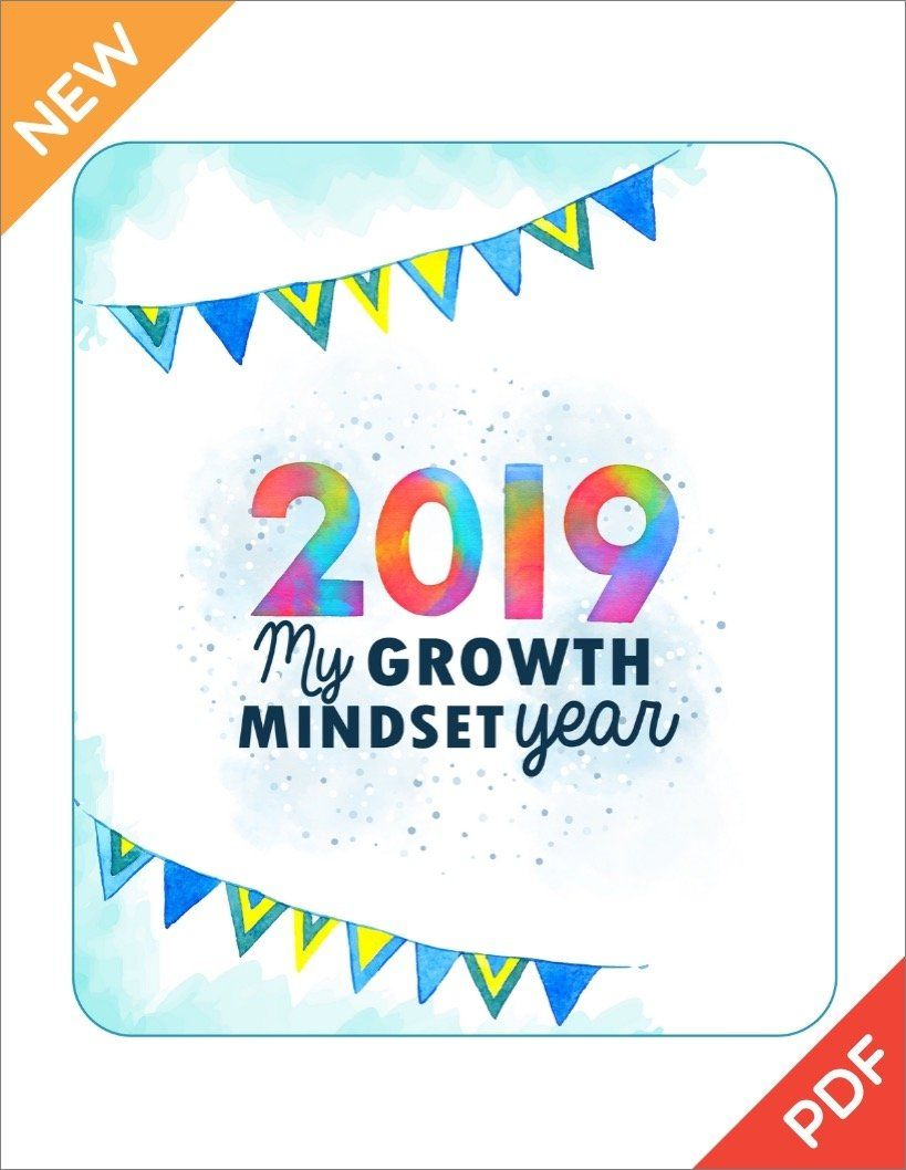 2020 New Year Kit PDF (ages 410) (With images) New year
