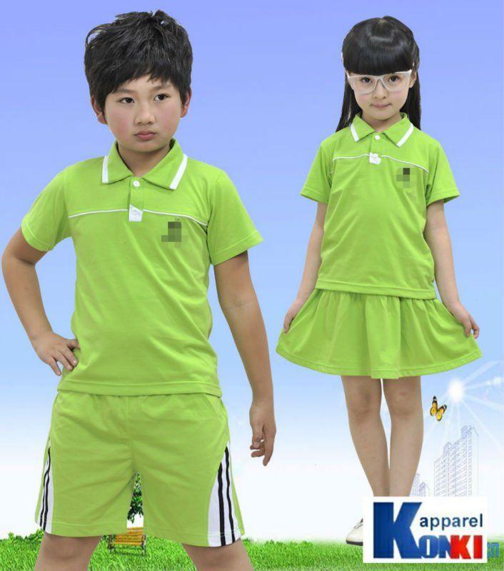 1c5fac7599 Los niños ropa de deporte conjunto/100% niños de algodón de  polo--Identificación del producto:619832654-spanish.alibaba.com