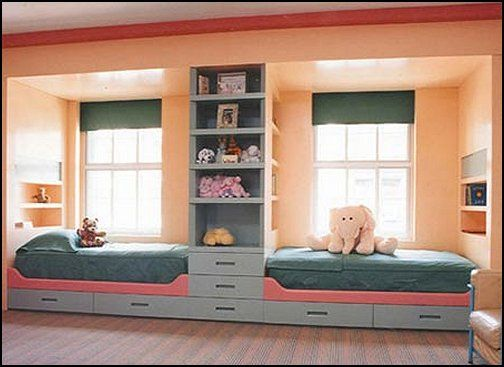Shared Bedrooms Ideas Decorating Shared Bedrooms