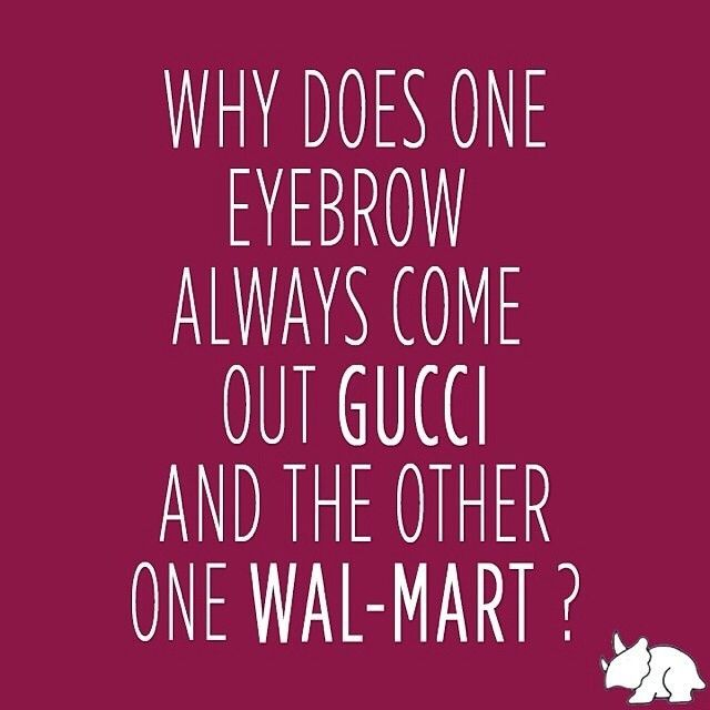 094faf35a42 why one eyebrow coming out gucci and the other coming out walmart - Google  Search