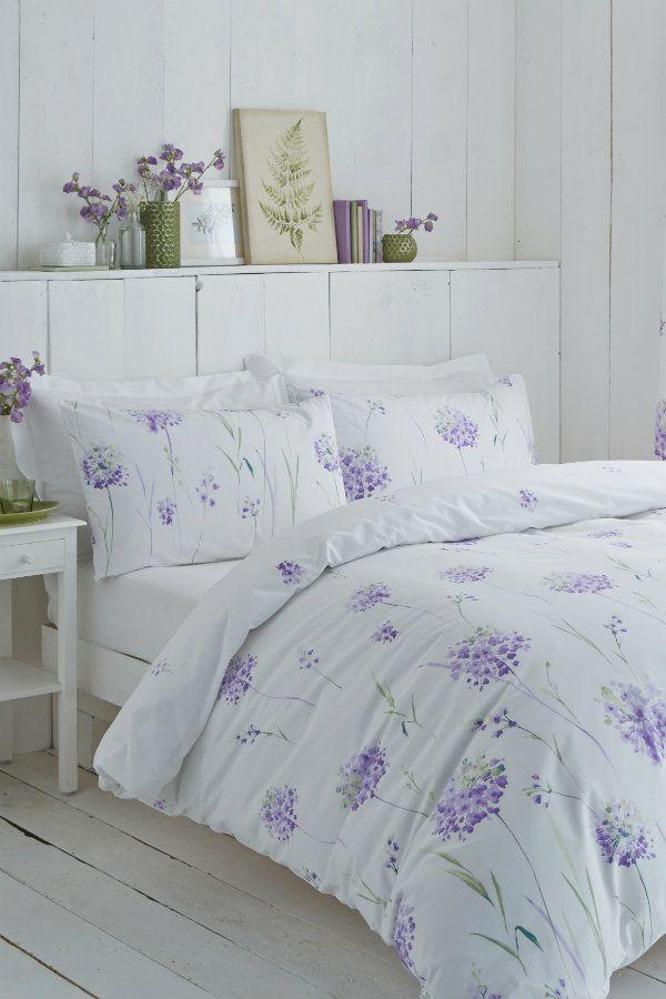 Amelie Duvet Set Single Bedding Sets Floral Duvet Cover Duvet