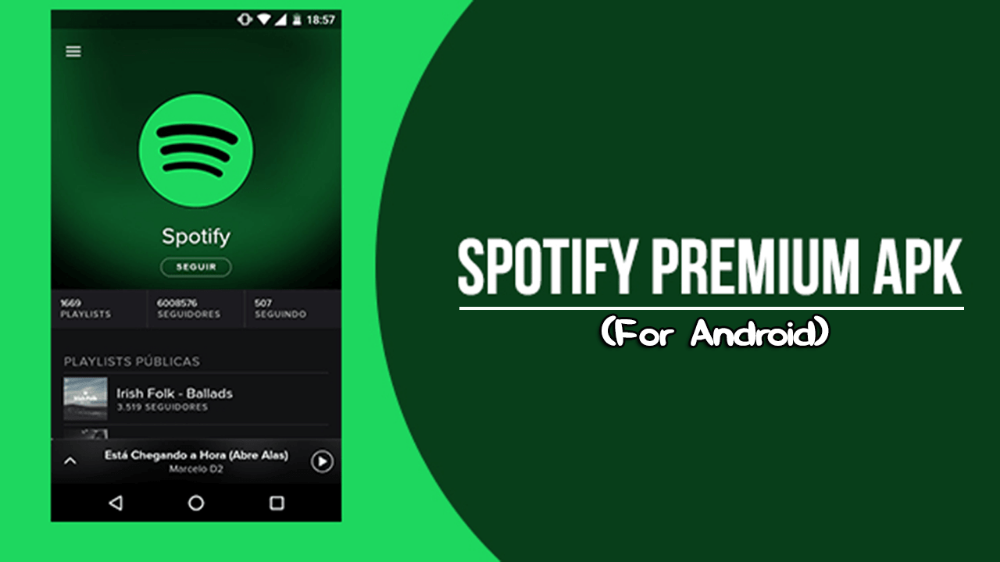 Spotify Premium APK Download Latest Version (No Root