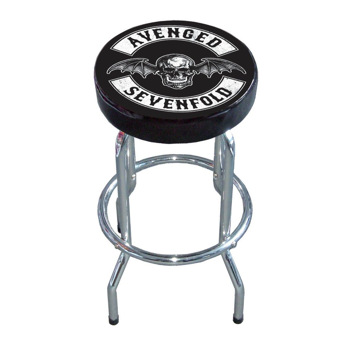 Bar Stool Avenged Sevenfold 59 99 Cool Bar Stools Bar