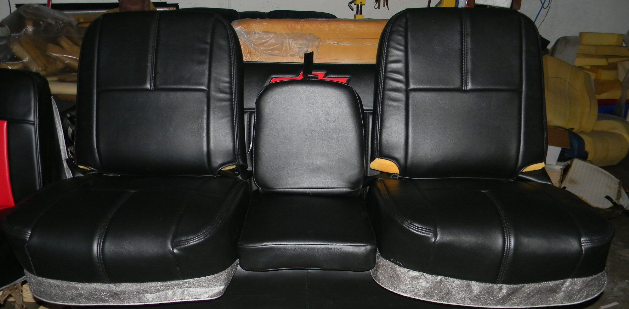 How to install Center Jump Seat and swap center Console on ... |Silverado Bucket Seats And Console