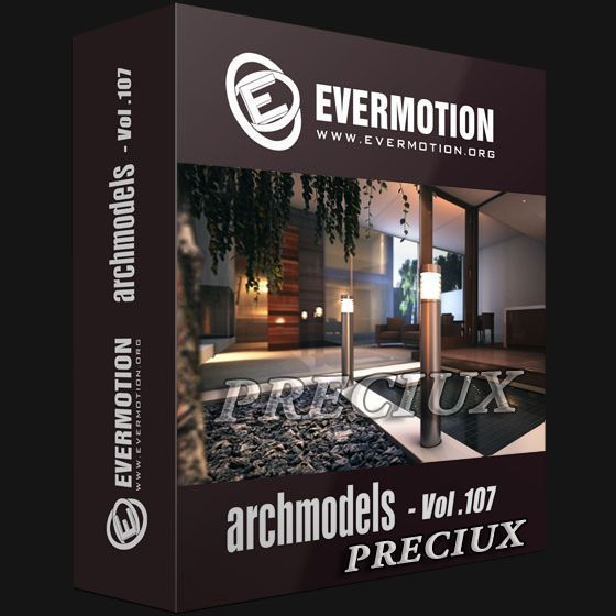 EVERMOTION ARCHMODEL 107 PDF