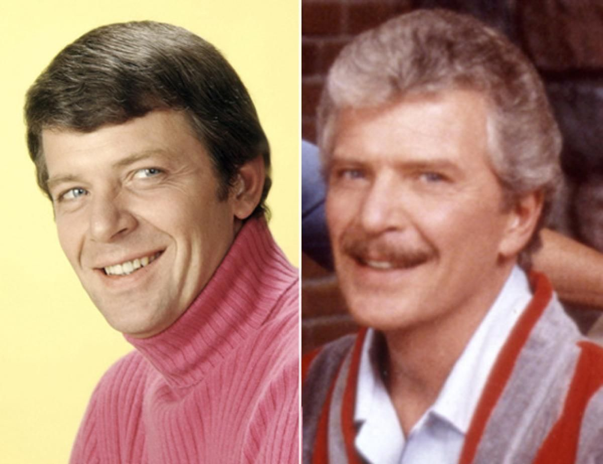 TV dads: Where are they now? - slide 5 | Tv dads, Robert reed, Celebrities  then and now