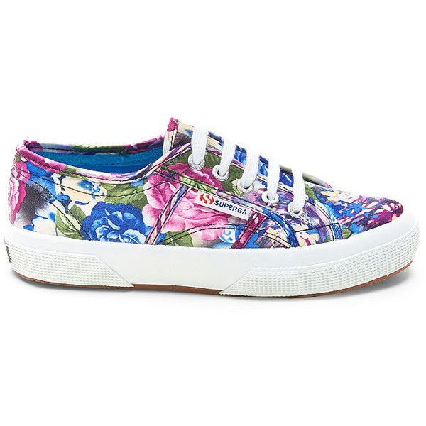 Womens Shoes Superga 2750 COTW Fabric 28 Violet Fabric