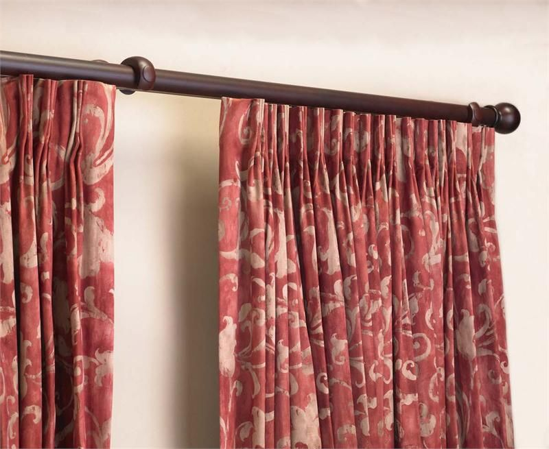 Keep It Simple And Sweet With Traverse Rod Curtains
