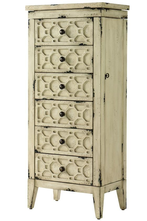 Tripoli Jewelry Armoire From Home Decorators