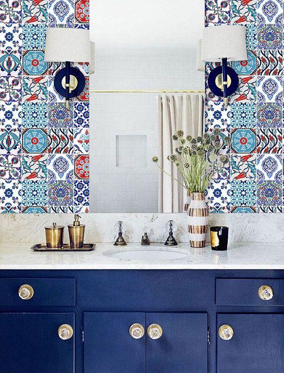Tile Decals Tiles for Kitchen/Bathroom Back splash