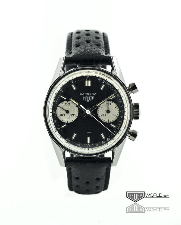 Heuer Carrera Panda   Watches   Watches for men, Vintage ...