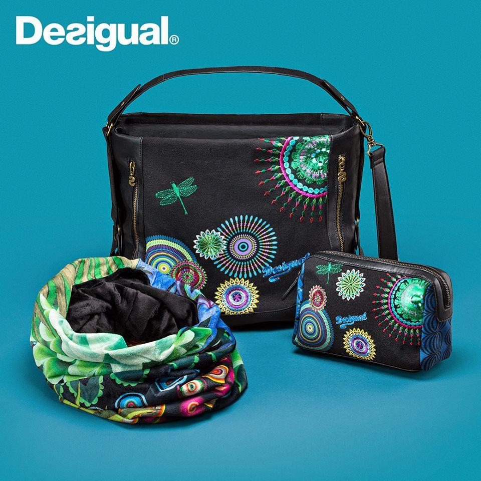 Desigual Folded Kerala 58X50W3 | Desigual bags AW 2015 | Sac