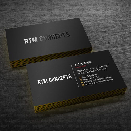 Rtm Concepts Rtm Concepts Is An Alcohol Packaging Company That Has A Patent On Packaging Multi Business Card Inspiration Business Card Design Alcohol Packaging