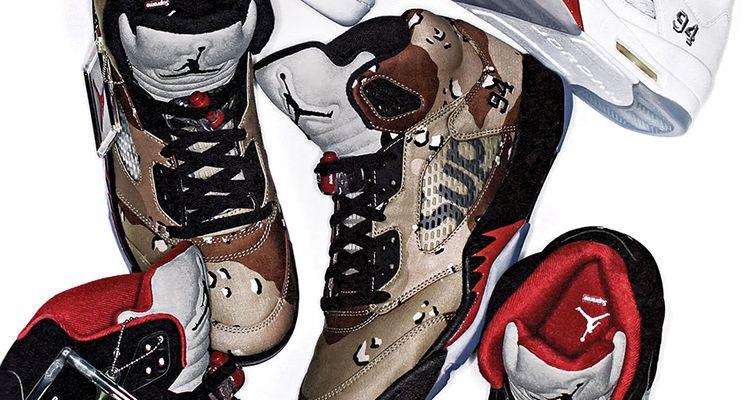 Supreme x Air Jordan 5 Release Date  ed1b861c8