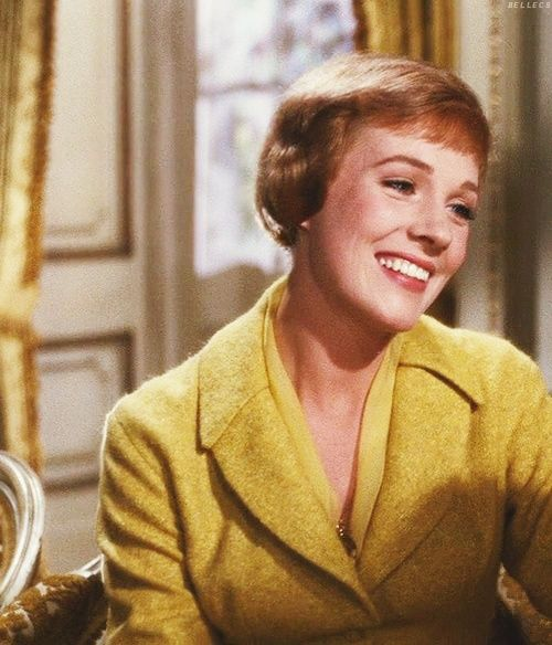 Julie Andrews The Sound Of Music Sound Of Music Movie Sound Of Music Julie Andrews