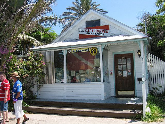 JImmy Buffett\'s first house in Key West | Key west | Key ...