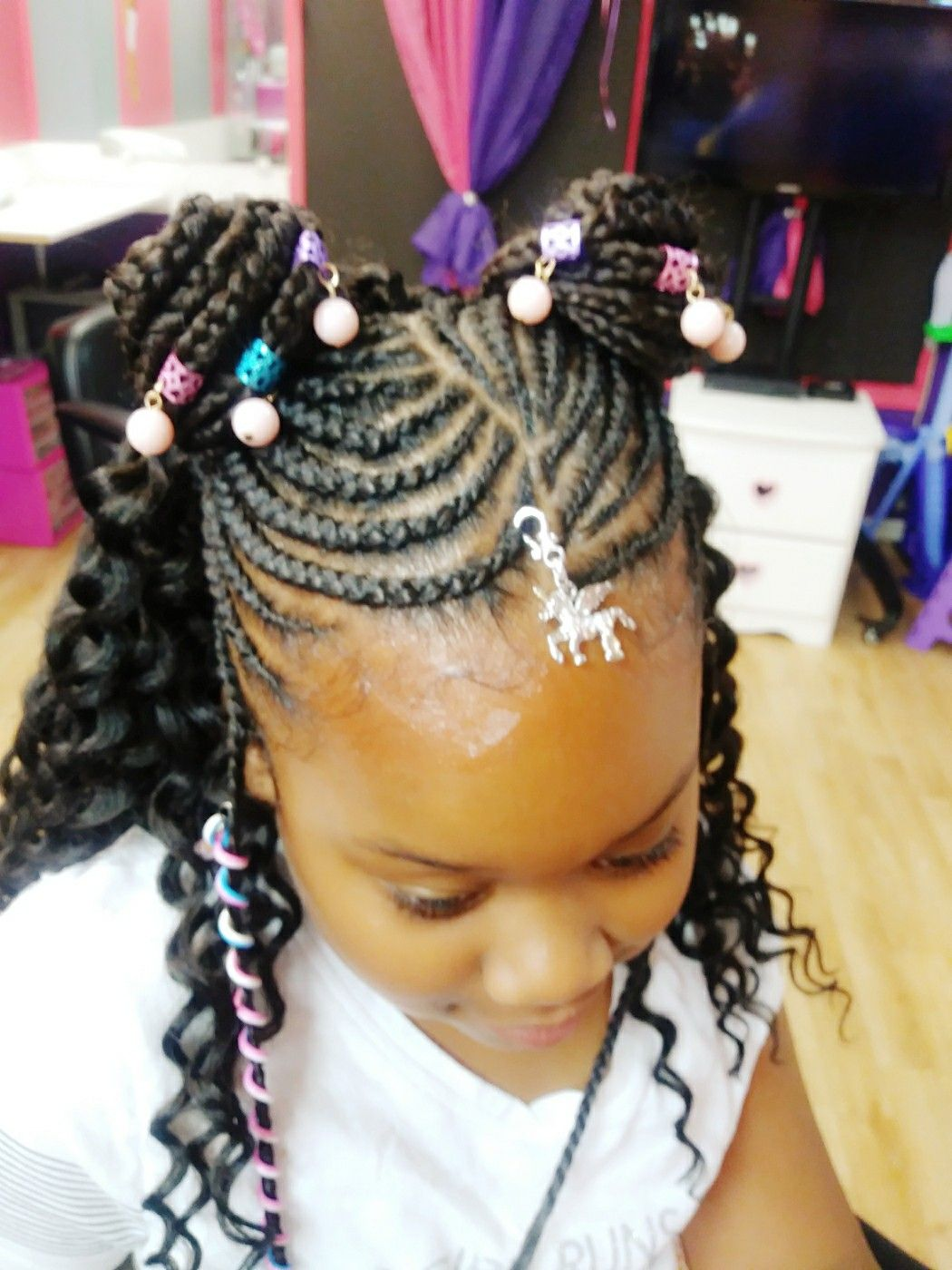 Pin By Mswrighteousness On Kids Hair With Images Natural