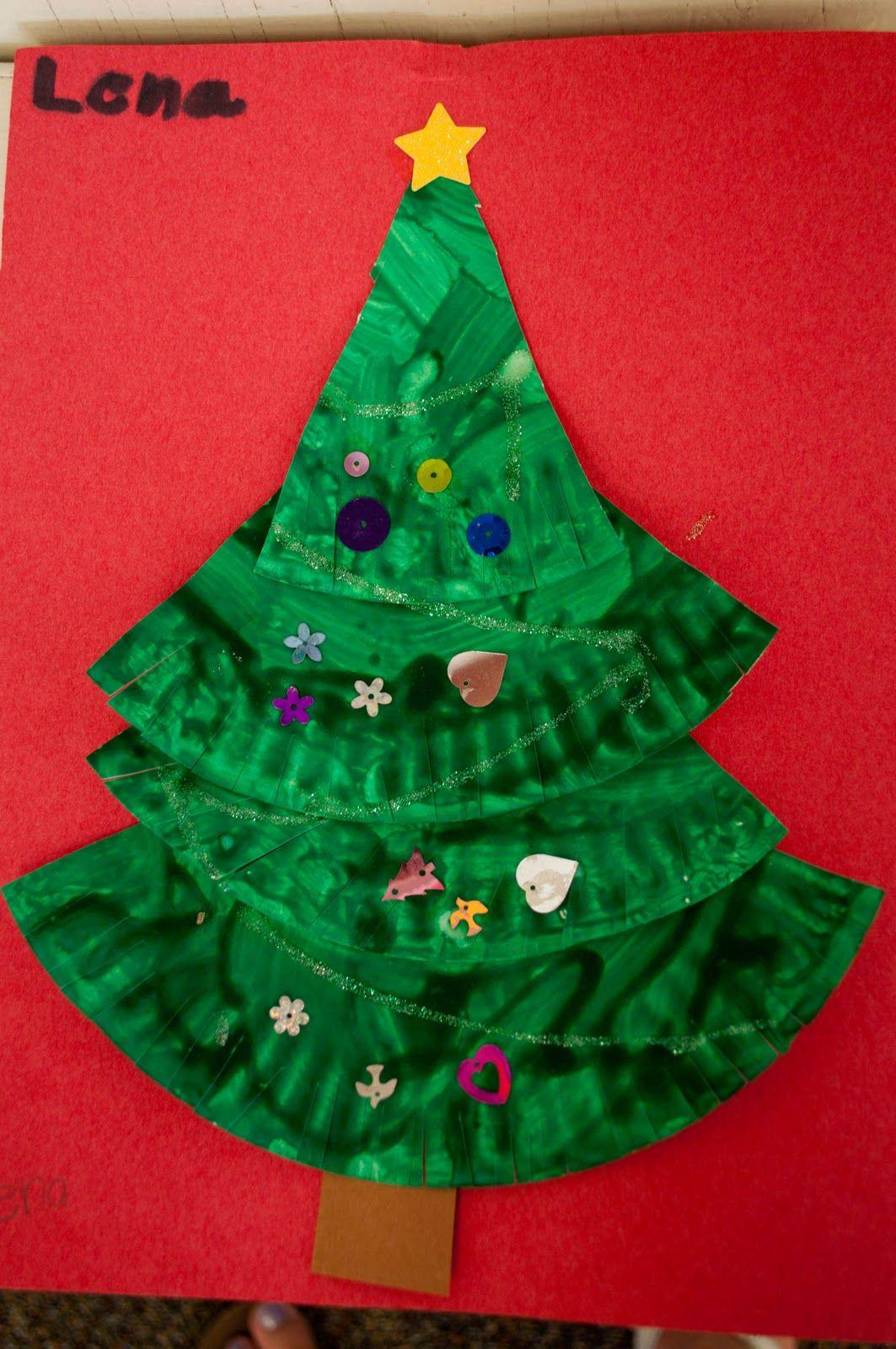 Mrs. Ricca\'s Kindergarten: Christmas | Christmas Art ideas ...
