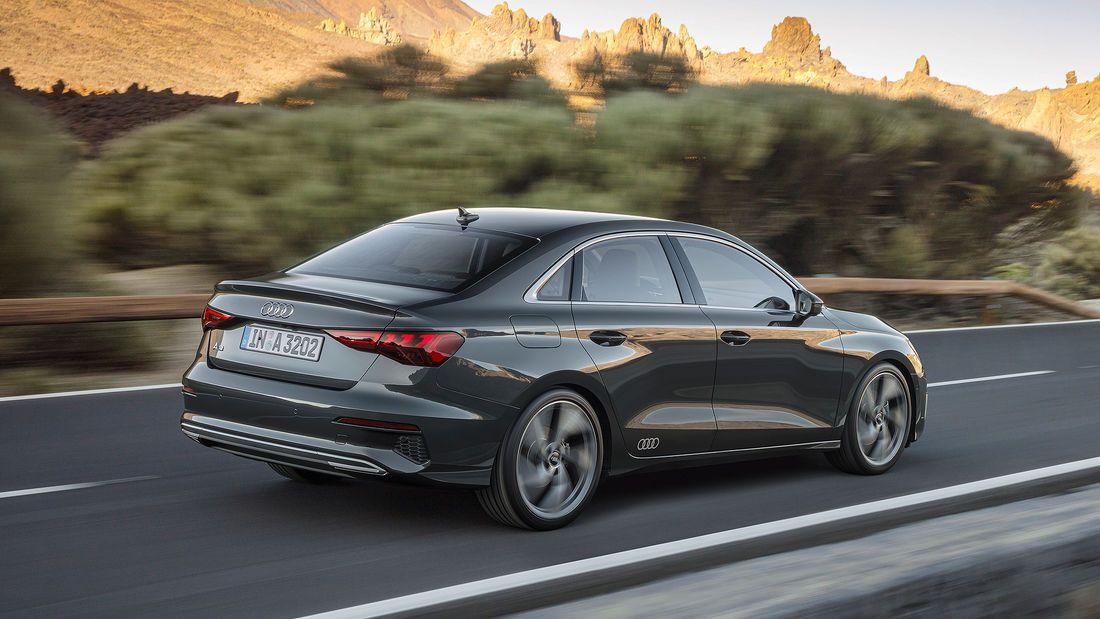 Audi A3 Limousine 2020 In 2020 Audi A3 Limousine Audi A3 Audi A3 Sportback