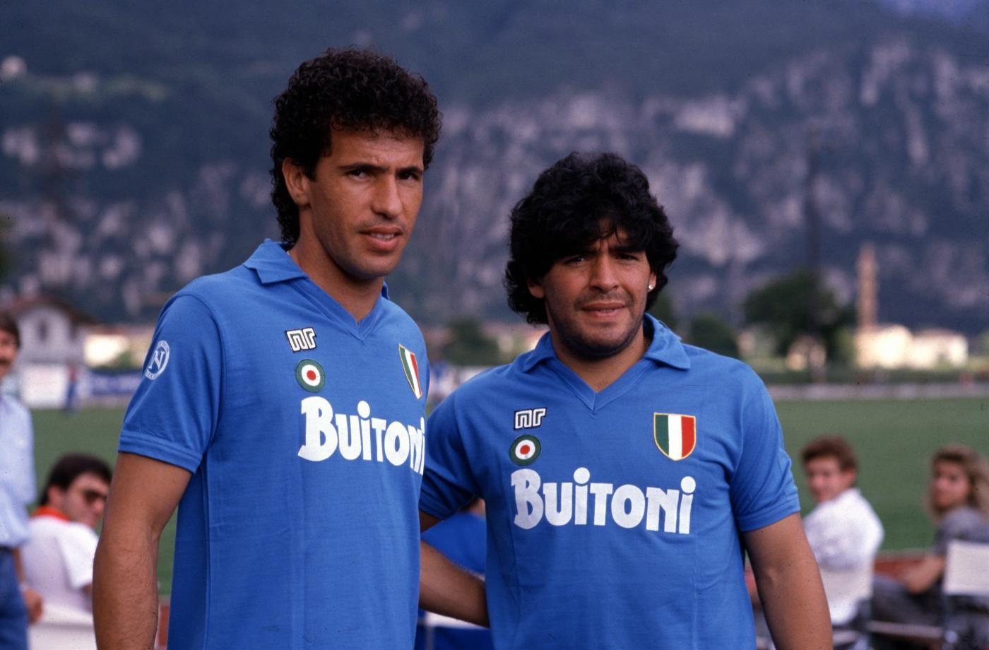 Diego y Careca