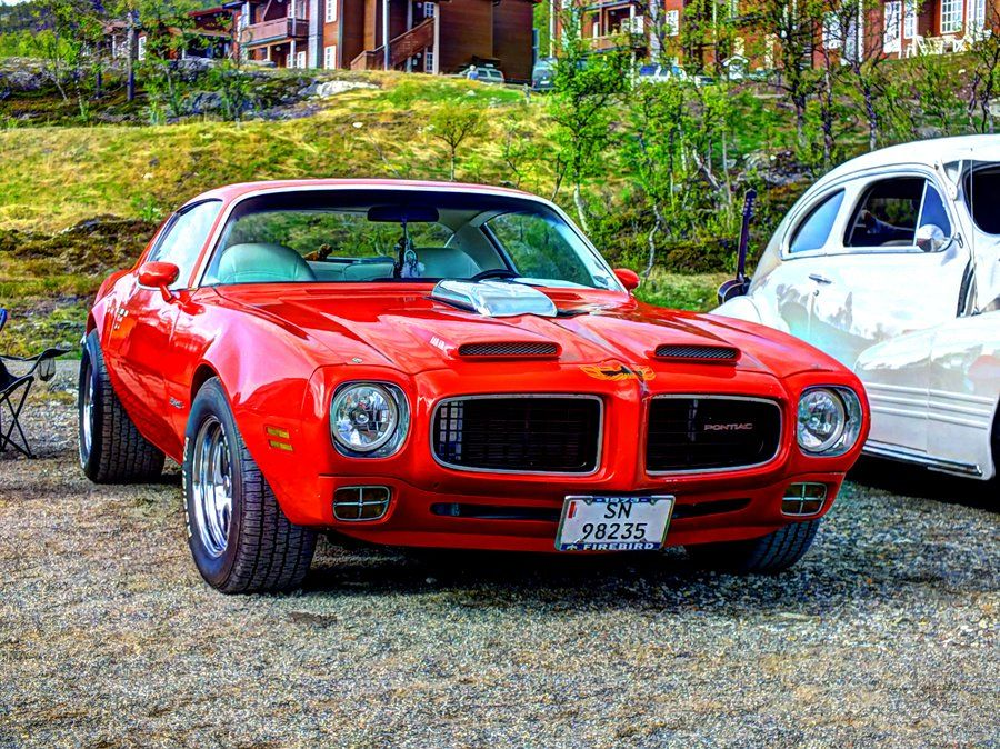Best American Muscle Cars: Pontiac Firebird Best American Muscle Cars Ever Build At