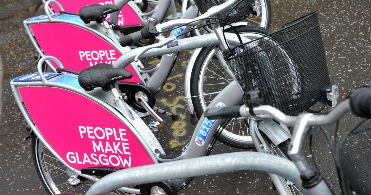 Glasgow To Get Electric Ebikes Worth 180k As Boost To City S Bike