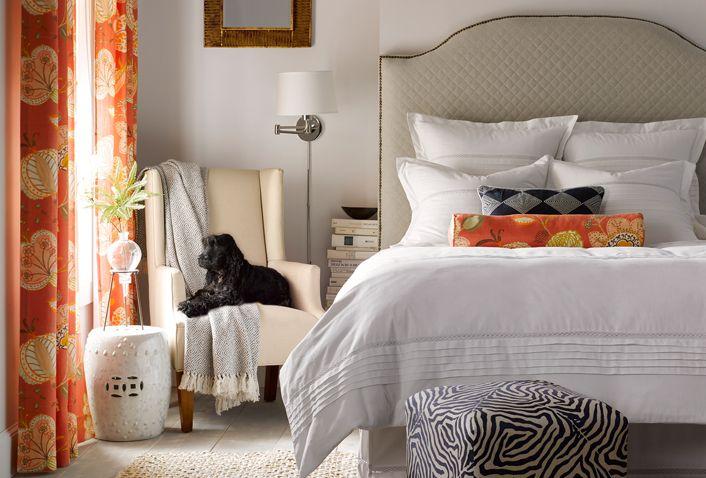 Prospect + Vine - Design Chic | Guest bedroom, Vine design ...