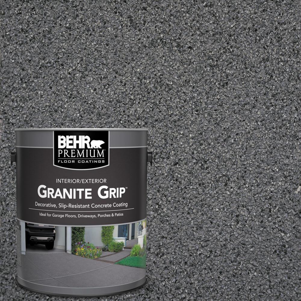 Mineral Gray Decorative Flat Interior