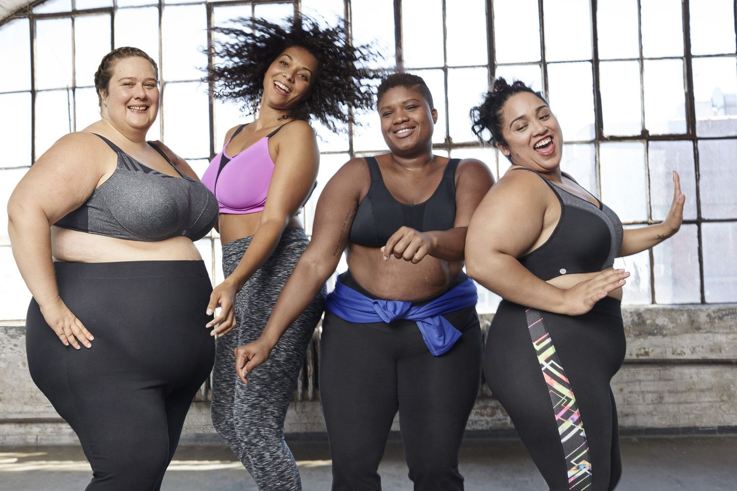8be1d12c2cd Lane Bryant has launched a new plus size active wear campaign as they  continue their  ThisBody active wear campaign featuring Jessamyn Stanley