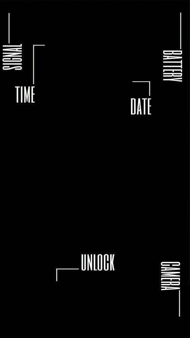 Best Black Wallpaper iPhone change background iPhone