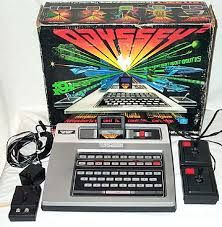 My first game system: magnavox odyssey