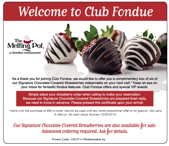 image regarding Melting Pot Coupons Printable named Pin upon Melting Pot Discount codes