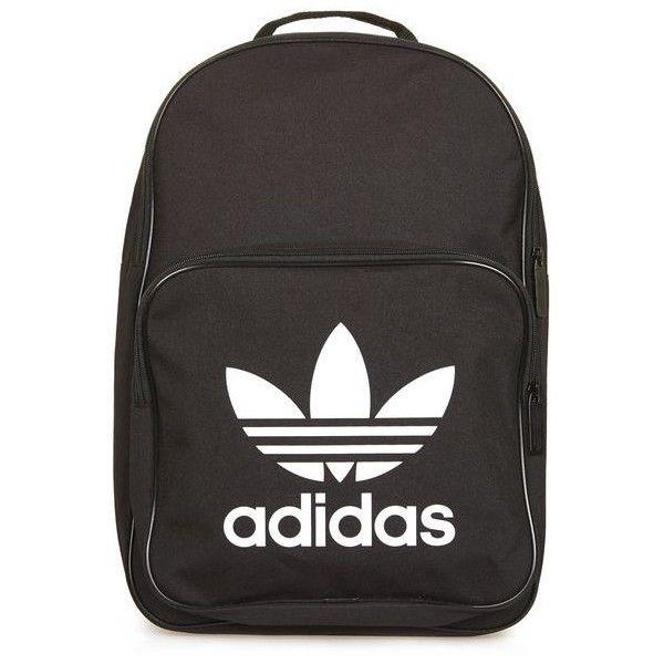 Trefoil Backpack by Adidas Originals (425 SEK) ? liked on