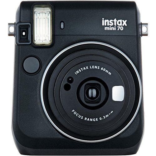 Fujifilm Instax Mini 70  Instant Film Camera Black *** Check out this great product.