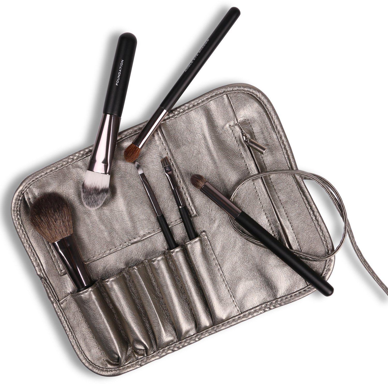 Robot Check Docolor makeup brushes, Makeup brush set