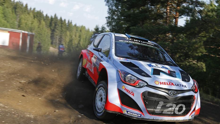 Hyundai making strides in World Rally Championship | Rally ...