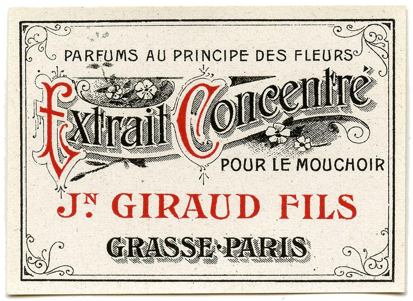 16 Vintage French Advert retro iron on transfers Victorian era
