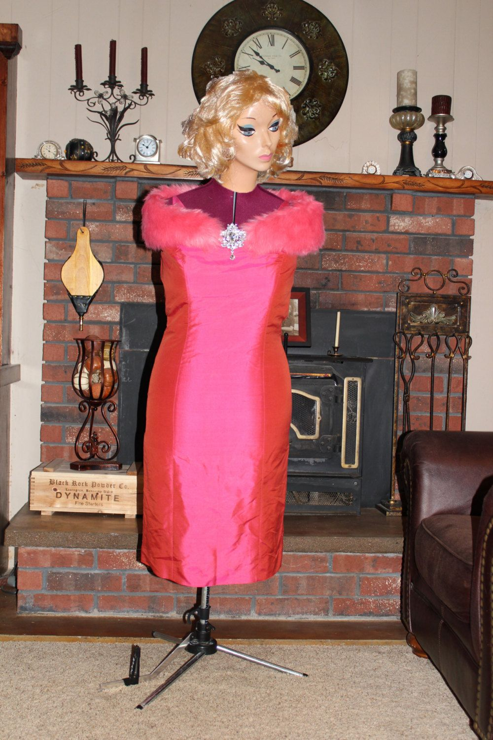 Marilyn Monroe Dress and Wig, Diamonds are a Girl\'s Best Friend ...