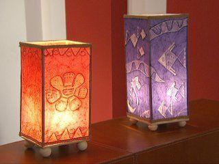 Manualidades y artesan as l mparas de papel utilisima for Utilisima decoracion de interiores