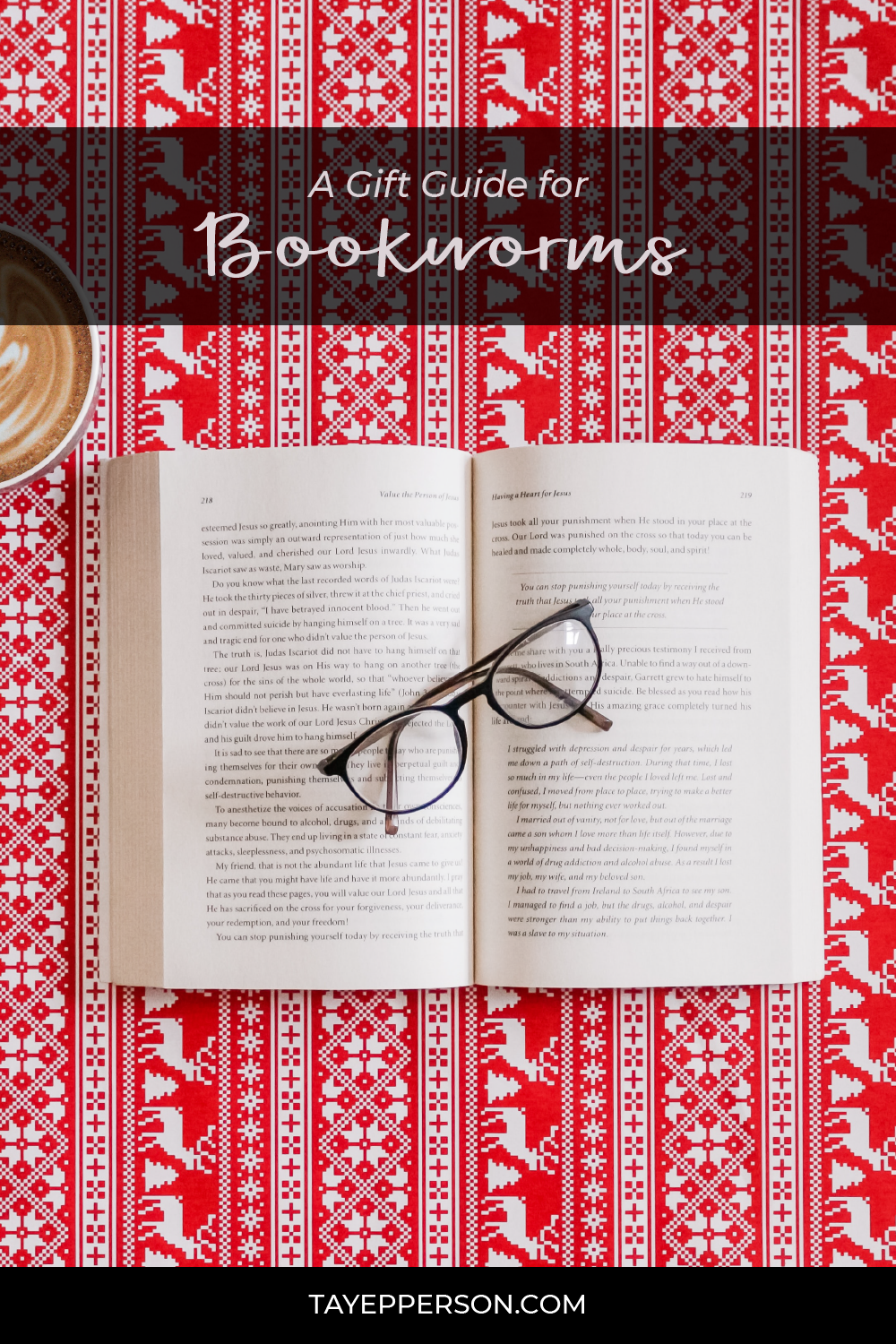 A Gift Guide for the Bookworms | Book worms, Gift guide, Gifts