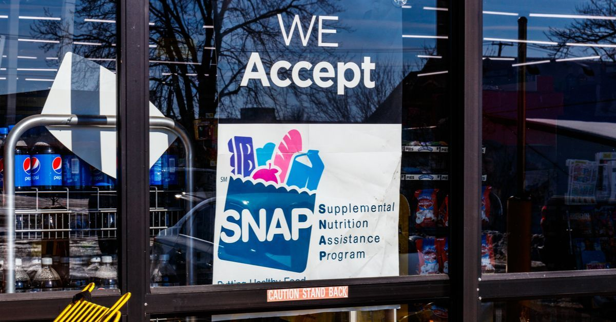 "FACT CHECK Are 43 Percent of All Food Stamps ""Given to"