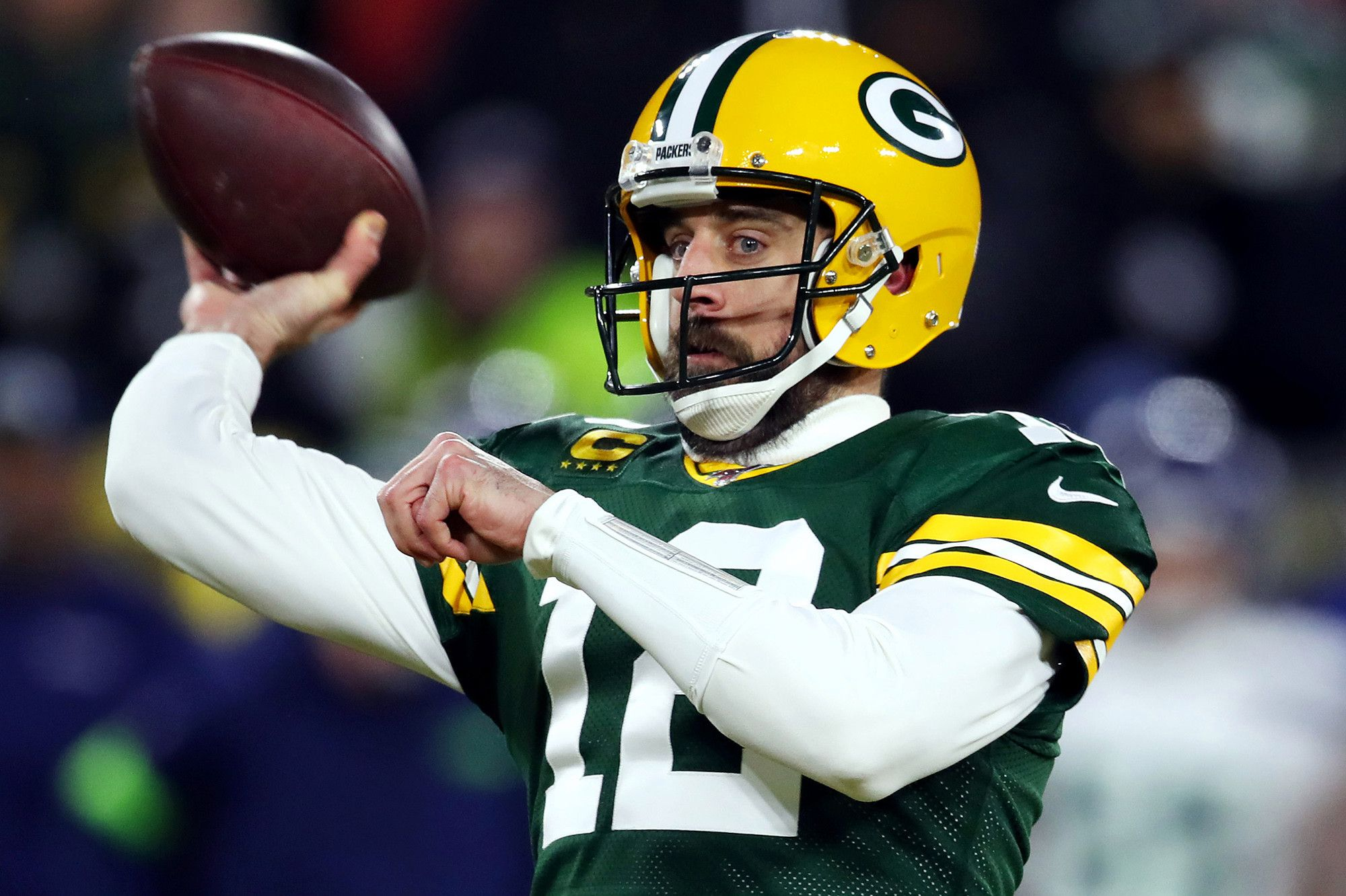 Aaron Rodgers Has Chance To Make 49ers Pay For All Of It National Football League News In 2020 Nfl News National Football Football League
