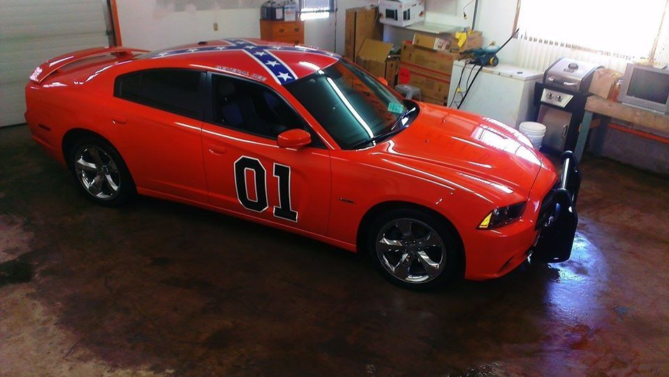 a 2014 general lee the general lee 2014 dodge charger