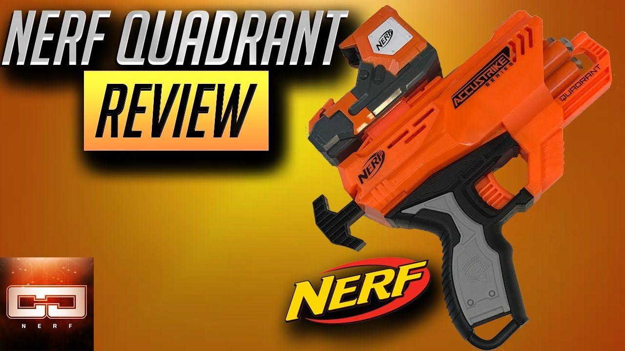 Nerf's Newest Blasters Include a 10-Barreled Mega Monster