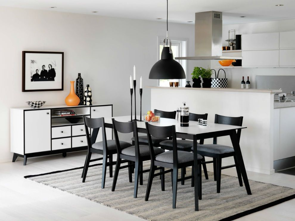 25 Scandinavian Dining Room Designs  Scandinavian Dining Room Classy Scandinavian Dining Room Design Decoration