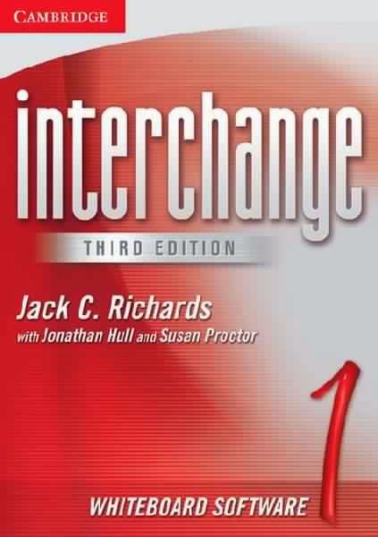 New interchange book 1 sb tb wb cds jack c richards new interchange book 1 sb tb wb cds jack c richards fandeluxe Gallery