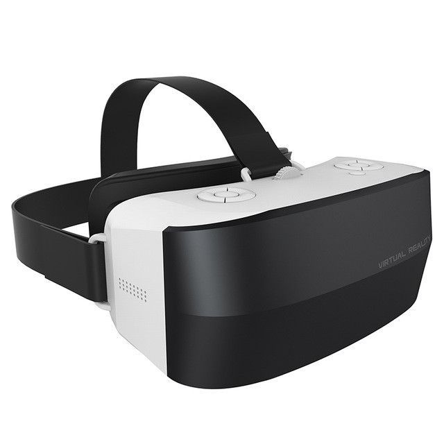 53f6eb021a1 VR 3D Glasses V9 All-in-One Helmet Virtual Reality Goggles 1G+8G ...