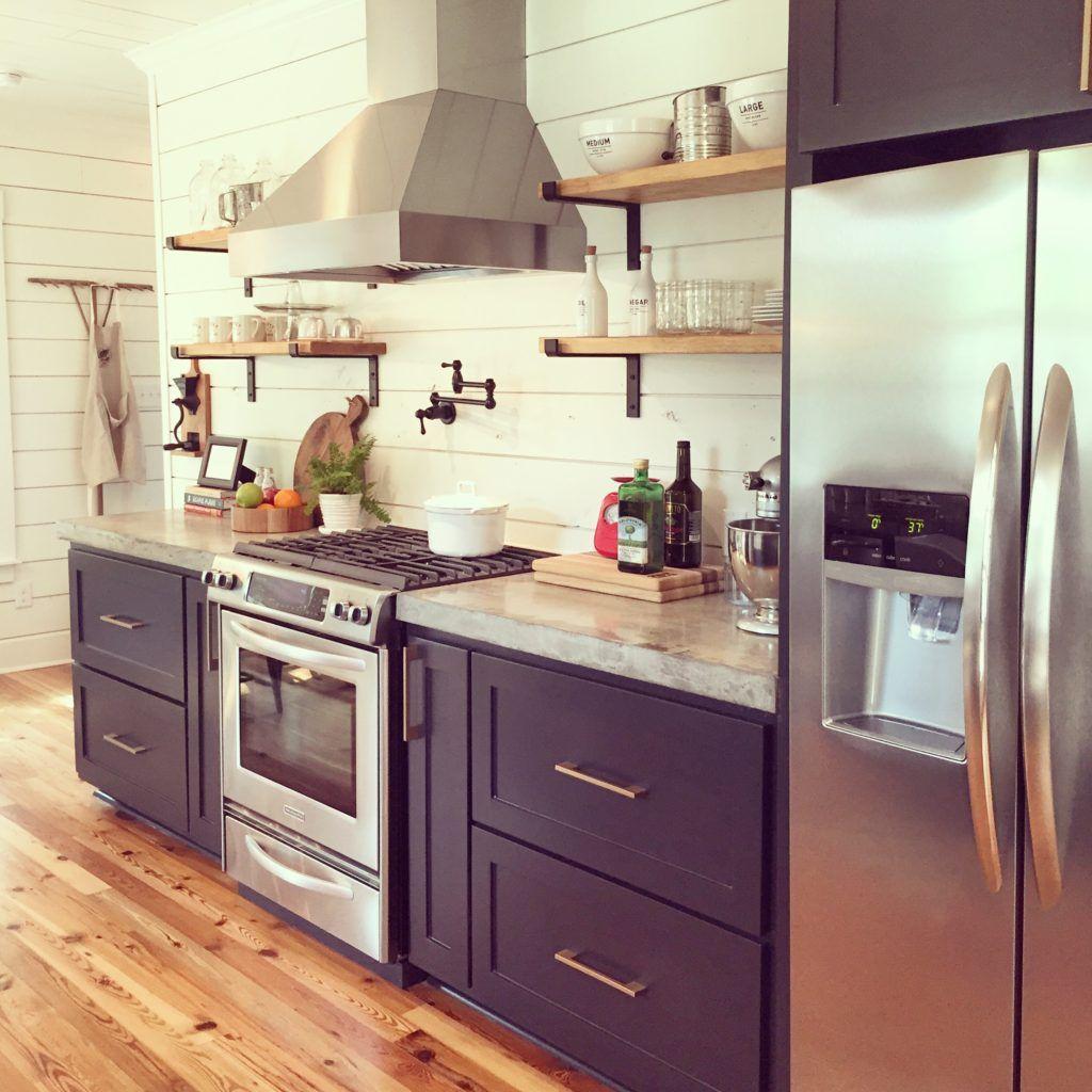 Magnolia Homes Interiors: Mountain Home Interiors, Interior, Kitchen Dining